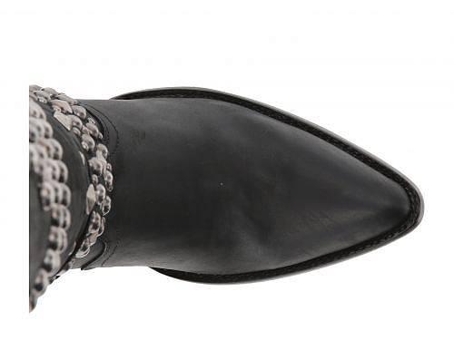 オールドグリンゴOldGringoレディース女性用シューズ靴ブーツウエスタンブーツBelinda-Black1