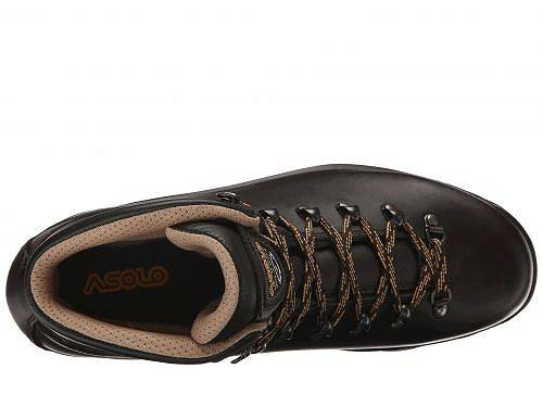 アゾロAsoloメンズ男性用シューズ靴ブーツハイキングブーツTPS535LTHVEVO-Brown
