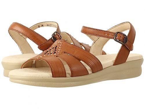サスSASレディース女性用シューズ靴サンダルHuarache-AntiqueTan