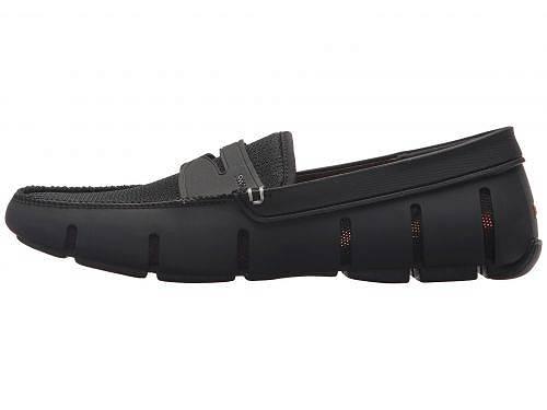 スイムズSWIMSメンズ男性用シューズ靴ローファーPennyLoafer-Black