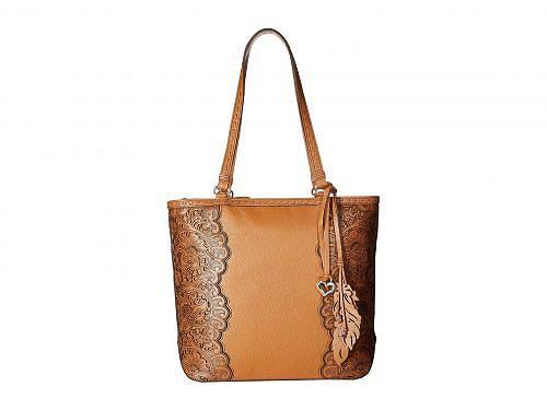 ブライトンBrightonレディース女性用バッグ鞄トートバッグバックパックリュックClementineTote-Toffee