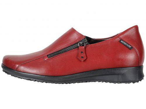 Mephistoメフィストレディース女性用シューズ靴ローファーボートシューズMephistoメフィストFaye-OxbloodSilk