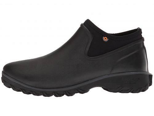 ボグスBogsレディース女性用シューズ靴ブーツアンクルブーツショートSauvieChelsea-Black