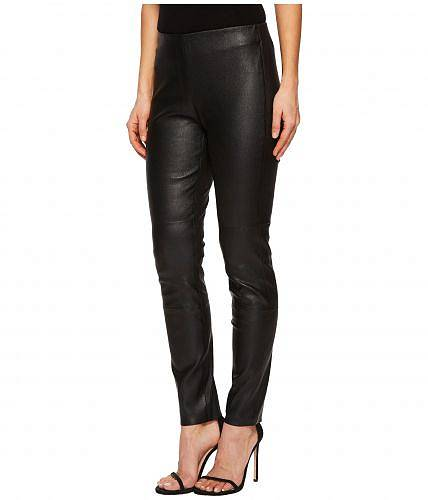 ESCADASportレディース女性用ファッションパンツズボンESCADASportLalegiaLambLeatherPants-Black