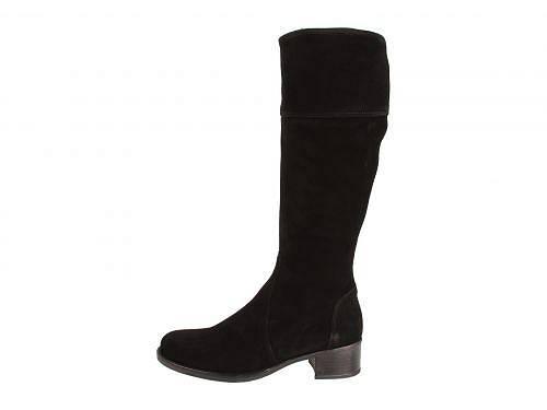 ラカナディアンLaCanadienneレディース女性用シューズ靴ブーツロングブーツPassion-BlackSuede