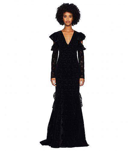 ZACZacPosenザックレディース女性用ファッションドレスZACZacPosenザックCarolaGown-Black