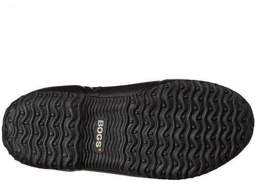 ボグスBogsレディース女性用シューズ靴ブーツスノーブーツClassicHighHandles-BlackShiney