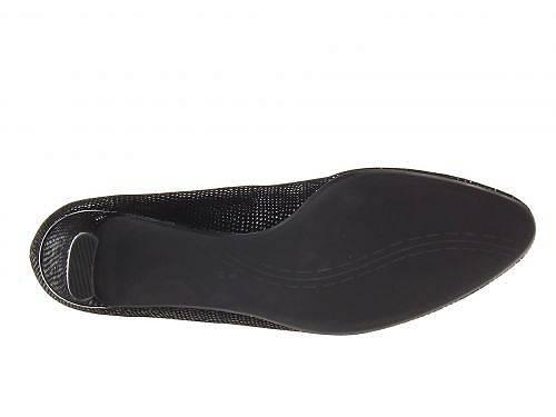 ヴァネリVaneliレディース女性用シューズ靴ヒールDayle-BlackE-Print