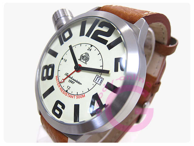 Goodyonline rakuten global market tauchmeister 1937 1937 star t0066 is gmt for Thermal watches
