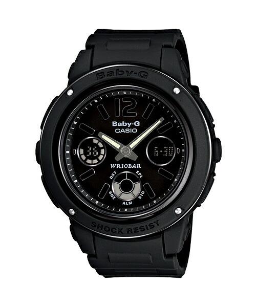 CASIO BABY-G (カシオ ベビーG/ベイビーG) BGA-150-1B/BGA150-1B 6900シリーズ 腕時計