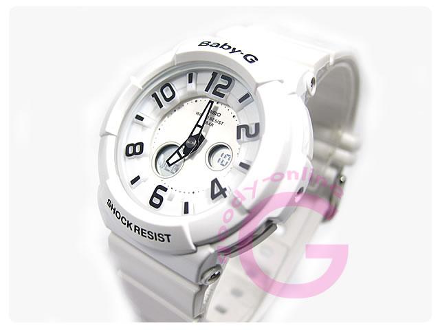 CASIO BABY-G (カシオ ベビーG/ベイビーG) BGA-132-7B/BGA132-7B ネオンダイアルシリーズ レディースウォッチ 腕時計