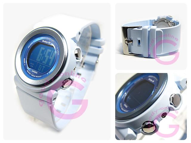 CASIO BABY-G (カシオ ベビーG/ベイビーG)  BGD-100-2/BGD100-2 サマーパステル レディースウォッチ 腕時計