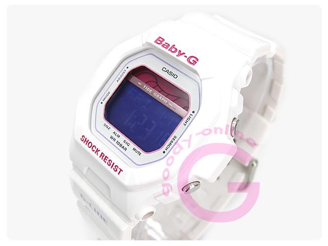 CASIO BABY-G (カシオ ベビーG/ベイビーG) BLX-5600-7/BLX5600-7 G-LIDE タイドグラフ レディースウォッチ 腕時計