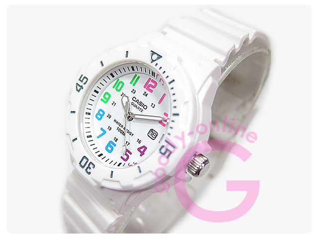 CASIO (カシオ) LRW-200H-7B/LRW200H-7B スポーツギア ペア レディースウォッチ 腕時計