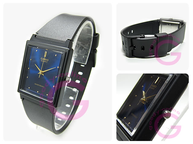 CASIO(カシオ) MQ-38-2A/MQ38-2A ベーシック アナログ ユニセックスウォッチ 腕時計