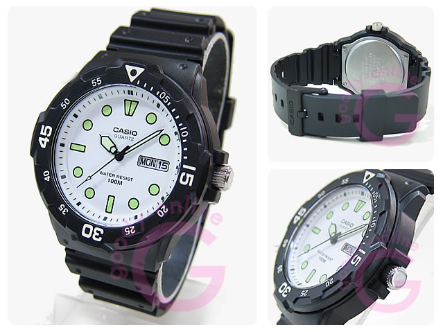 CASIO (カシオ) MRW-200H-7E/MRW-200H-7E スポーツギア ペアモデル メンズウォッチ 腕時計