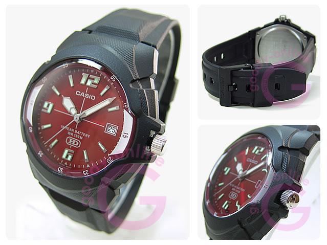 CASIO(カシオ) MW-600F-4A/MW600F-4A ベーシック メンズウォッチ 腕時計