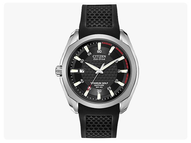 CITIZEN/シチズン BM7120-01E EcoDrive/エコドライブ チタン メンズウォッチ 腕時計