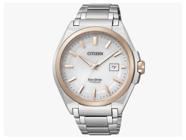 CITIZEN/シチズン BM6936-51A EcoDrive/エコドライブ ソーラー チタン メンズウォッチ 腕時計