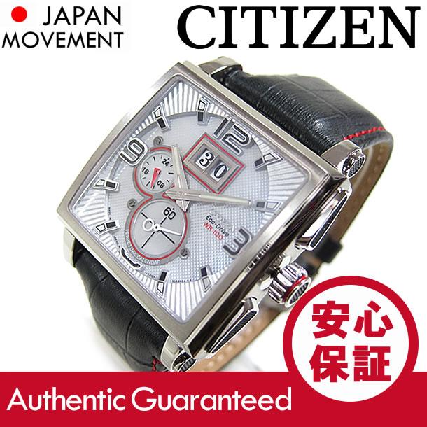 CITIZEN/シチズン BT0070-01A EcoDrive/エコドライブ メンズウォッチ 腕時計