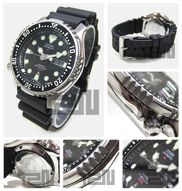 CITIZEN/シチズン NY0040-09EBPromaster Diver/プロマスターダイバー 自動巻き/オートマチック メンズウォッチ 腕時計