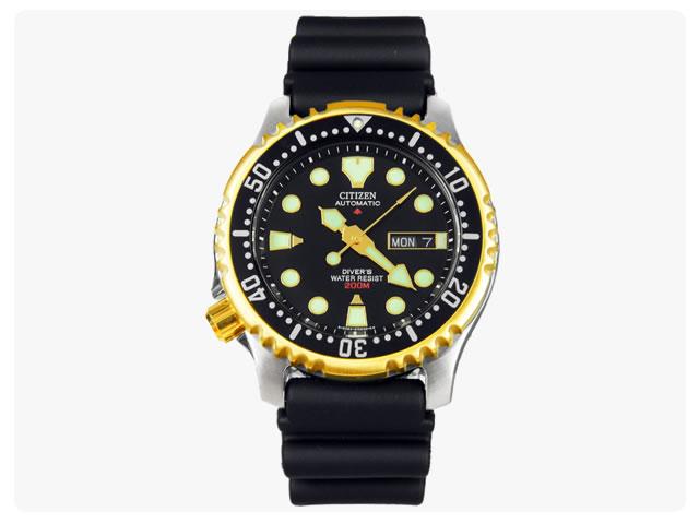 CITIZEN/シチズン NY0045-05EBPromaster Diver/プロマスターダイバー 自動巻き/オートマチック メンズウォッチ 腕時計