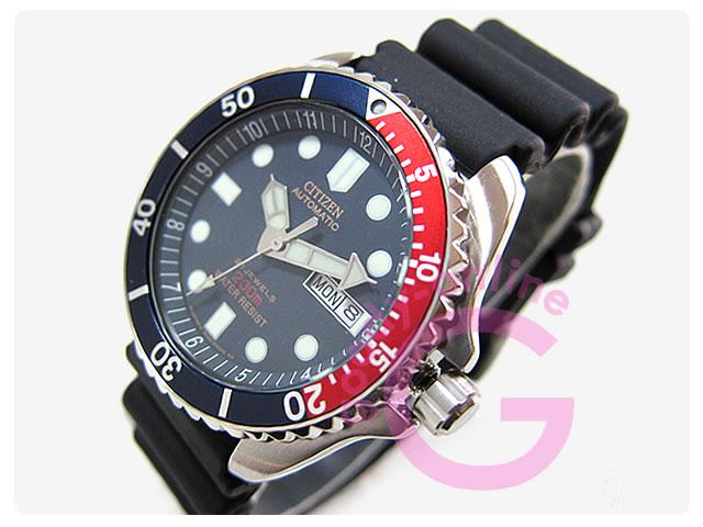 CITIZEN/シチズン NY2300-09LBPromaster Diver/プロマスターダイバー 自動巻き/オートマチック メンズウォッチ 腕時計