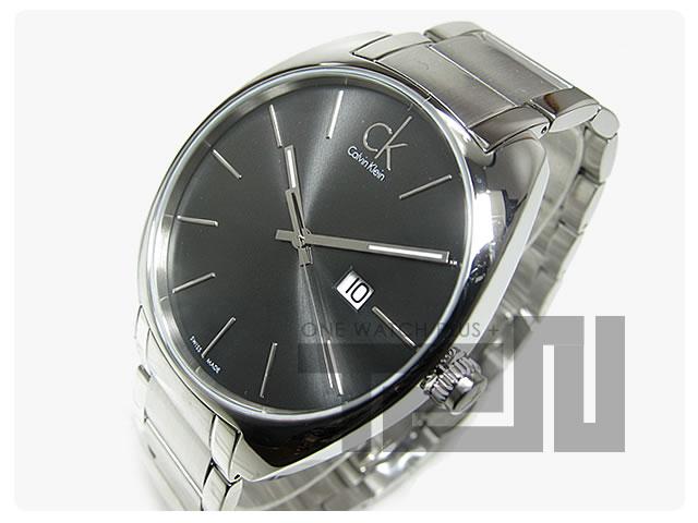 Calvin Klein CK(カルバンクライン CK) K2F211.61/K2F21161 EXCHANGE エクスチェンジ 腕時計