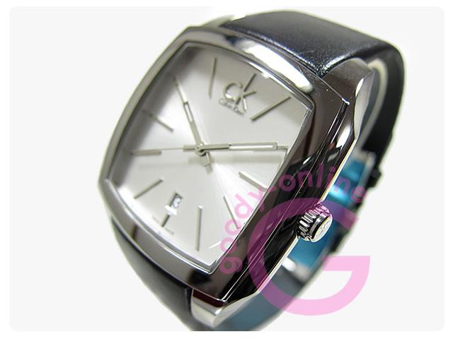 Calvin Klein/カルバンクライン CK K2K21120/K2K211.20 Recess/リセスル メンズウォッチ 腕時計