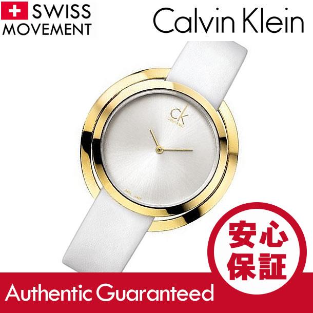 Calvin Klein CK (カルバンクライン シーケー) K3U235L6/K3U235.L6 Aggregate/アグレゲート レディースウォッチ Swiss made 腕時計