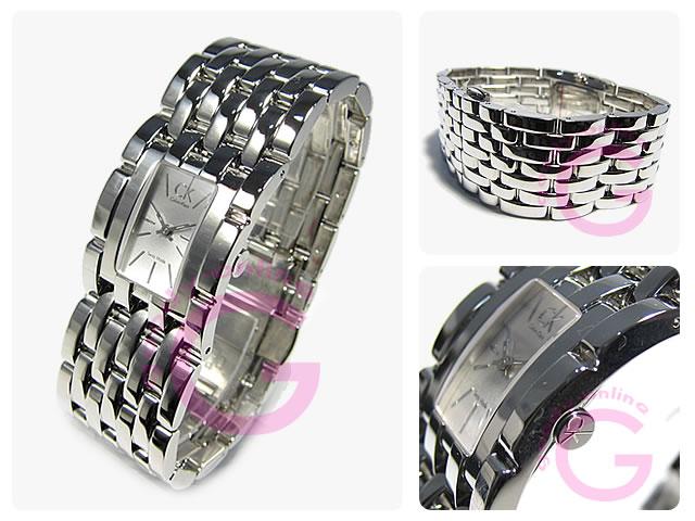 Calvin Klein / カルバンクライン CK ブレイド K84231.20/K8423120 ブレスタイプ レディースウォッチ 腕時計