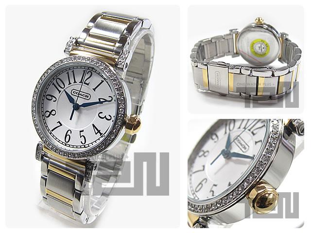 COACH (コーチ) 14501725 New Madison レディースウォッチ 腕時計