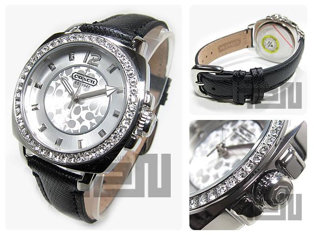 COACH (コーチ) 14501789 BOYFRIEND レディースウォッチ 腕時計