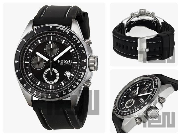 FOSSIL (フォッシル) CH2573 Dexter/デクスター クロノグラフ メンズウォッチ 腕時計