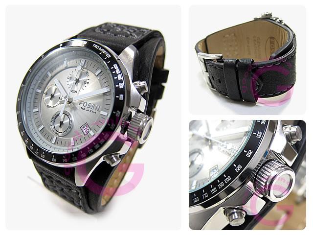 FOSSIL (フォッシル) CH2598 デッカー クロノグラフ カジュアル メンズウォッチ 腕時計