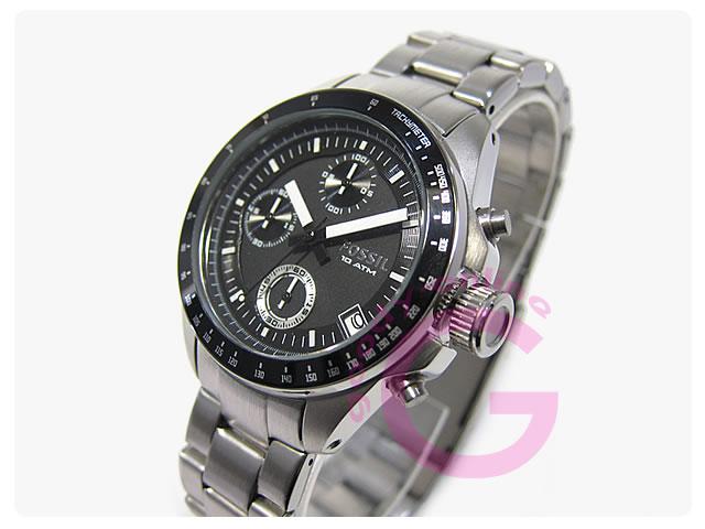 FOSSIL (フォッシル) CH2642 クロノグラフ カジュアル メンズウォッチ 腕時計