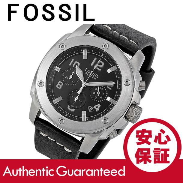 FOSSIL (フォッシル)FS4928 MODERN MACHINE/モダンマシーン クロノグラフ メンズウォッチ 腕時計