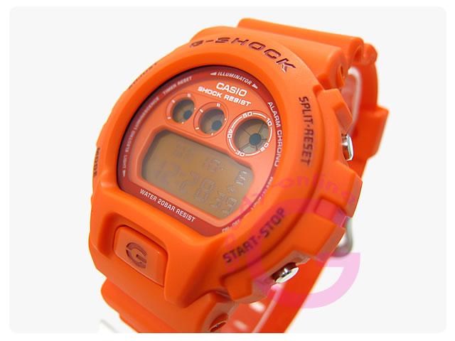 CASIO G-SHOCK(カシオ Gショック)  DW-6900MM-4/DW6900MM-4 クレイジーカラーズ メンズウォッチ 腕時計