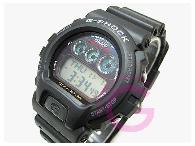 CASIO G-SHOCK(カシオ Gショック) G-6900-1/G6900-1 タフソーラー搭載 海外モデル メンズウォッチ 腕時計