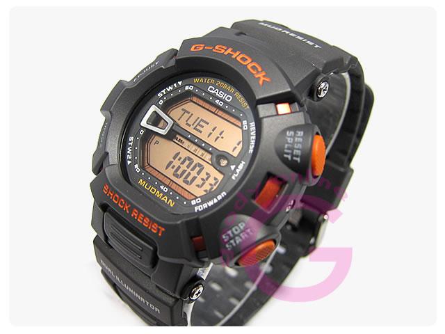 CASIO G-SHOCK(カシオ Gショック)  G-9000MX-8/G9000MX-8 マッドマン 防塵防泥 メンズウォッチ 腕時計