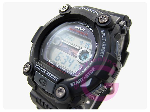 CASIO G-SHOCK(カシオ Gショック)  GW-7900-1/GW7900-1 タイドグラフ 電波ソーラー メンズウォッチ 腕時計
