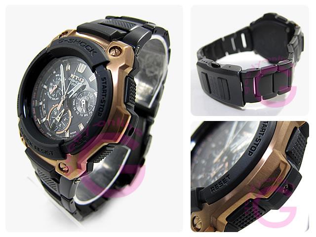 CASIO G-SHOCK(カシオ Gショック)  MTG-1000BR-1A/MTG1000BR-1A MT-G アナログ 電波ソーラー メンズウォッチ 腕時計