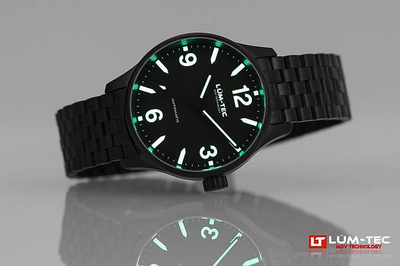 LUM-TEC/LUMTEC(ルミテック) C7 Auto C series/Cシリーズ セイコーNH35 自動巻きムーブメント メンズウォッチ 腕時計