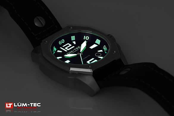 LUM-TEC(ルミテック) V1 Vシリーズ 自動巻き ETAムーブメント メンズウォッチ 腕時計