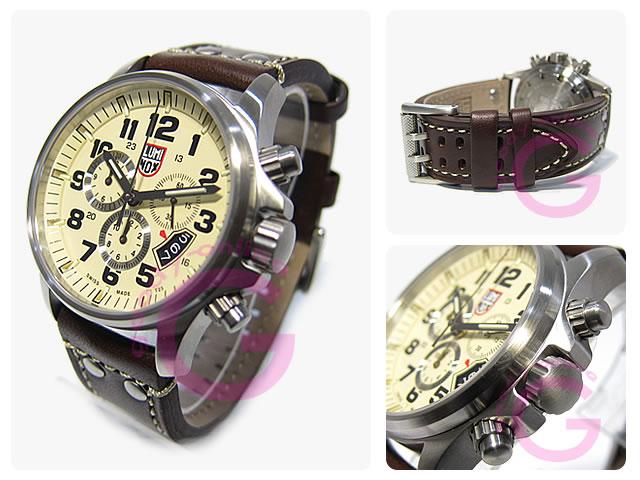 LUMINOX(ルミノックス)  1847 フィールドスポーツ アラームクロノグラフ メンズウォッチ 腕時計