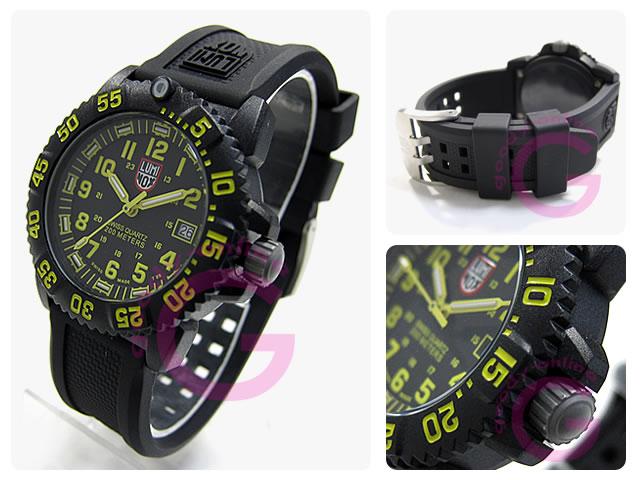 LUMINOX(ルミノックス)  7055≪T25表示≫ NAVY SEALS カラーマーク レディース 腕時計