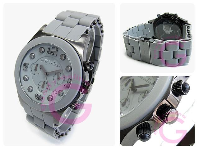 MARC BY MARC JACOBS(マークバイマークジェイコブス)MBM2566 ペリー クロノグラフ レディースウォッチ 腕時計