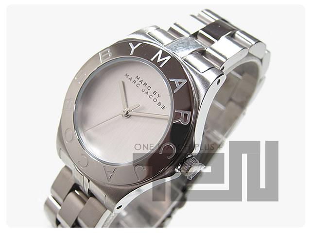MARC BY MARC JACOBS(マークバイマークジェイコブス) MBM3125 ニューブレード ラージサイズ レディースウォッチ 腕時計