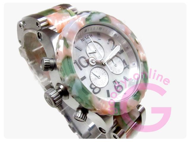 NIXON(ニクソン) THE 42-20 クロノグラフ A037-1539 メンズウォッチ 腕時計