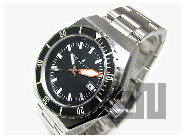 PROMETHEUS (プロメテウス) PMTTBDP TRIREME スイスメイド ダイバーズ 腕時計